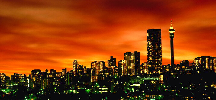 things to do in johannesburg at night