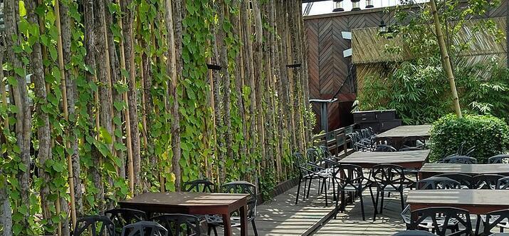 rooftop restaurants in gulshan