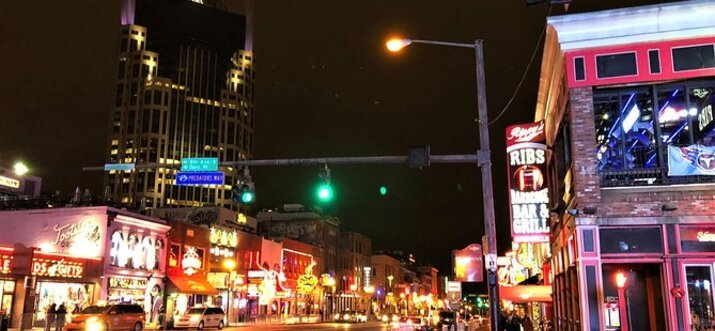 things to do in nashville, tn at night