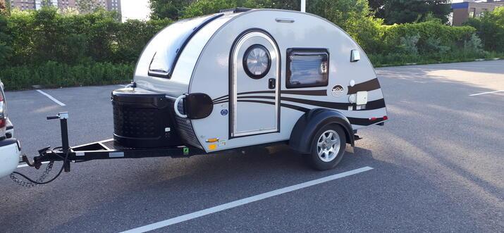 teardrop trailer rentals ontario