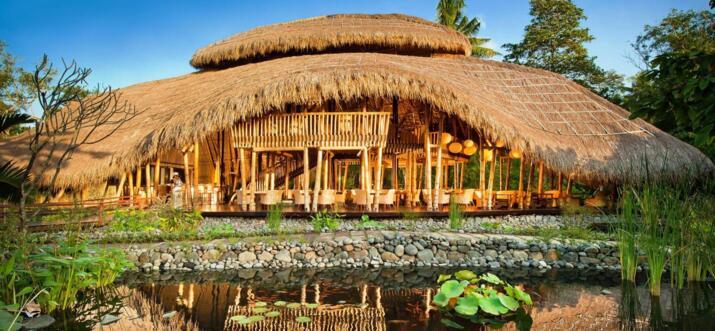meditation retreat in bali