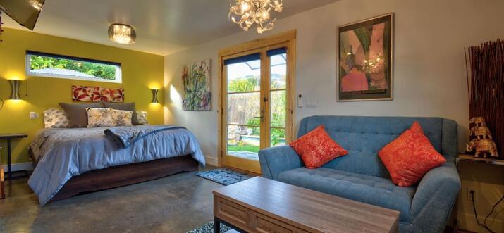 airbnb novato ca