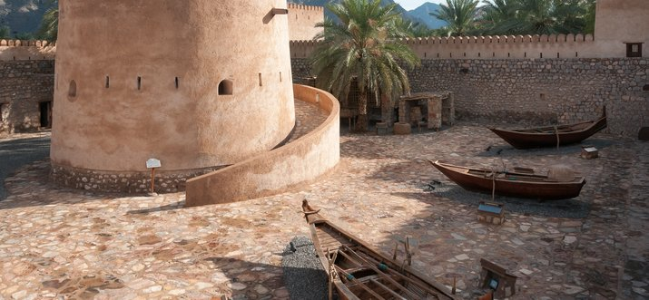 Things to do in Khasab