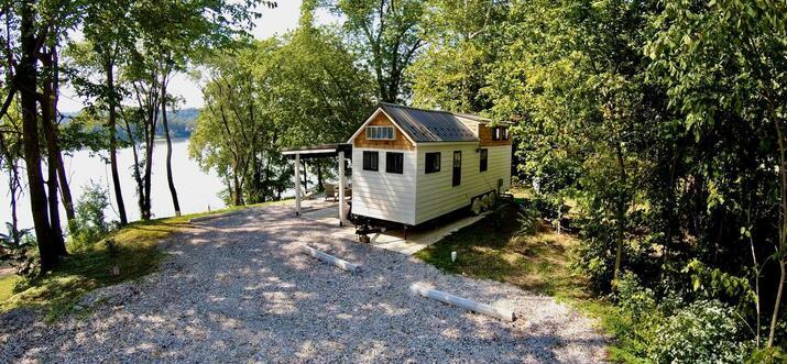 airbnb tiny house ohio