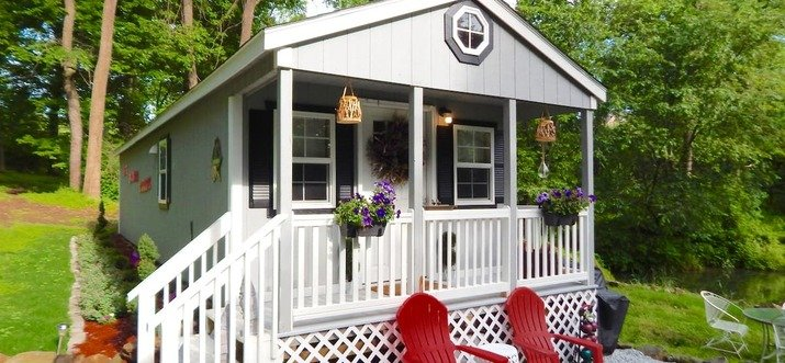 airbnb tiny house pa