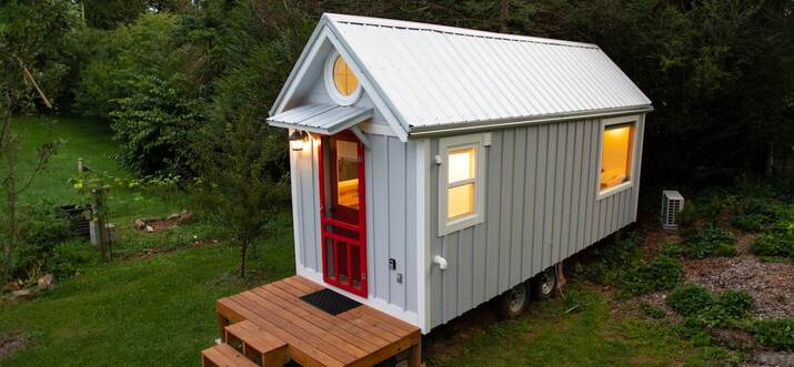 airbnb tiny house rental asheville nc