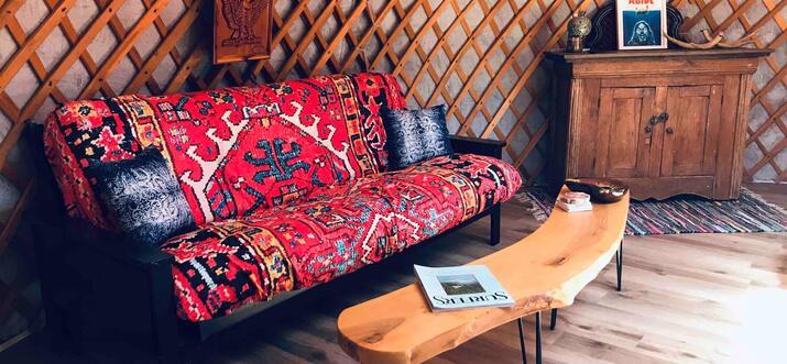 yurts in cape breton