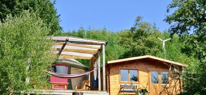glamping chester