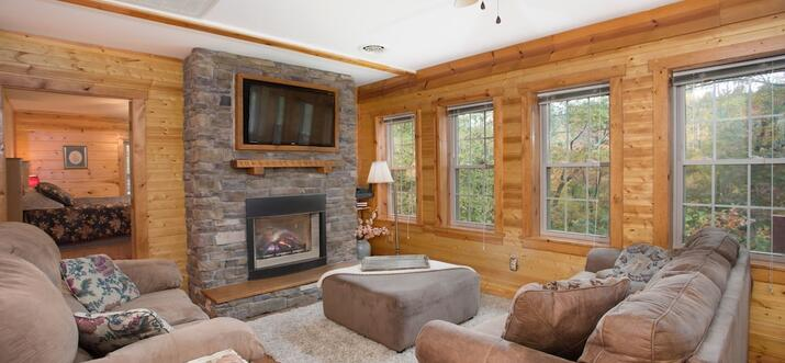 pet friendly cabins mohican state park