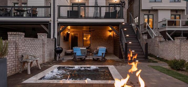 luxury airbnb charlotte nc