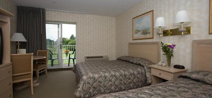 hotels with private beach rhode island