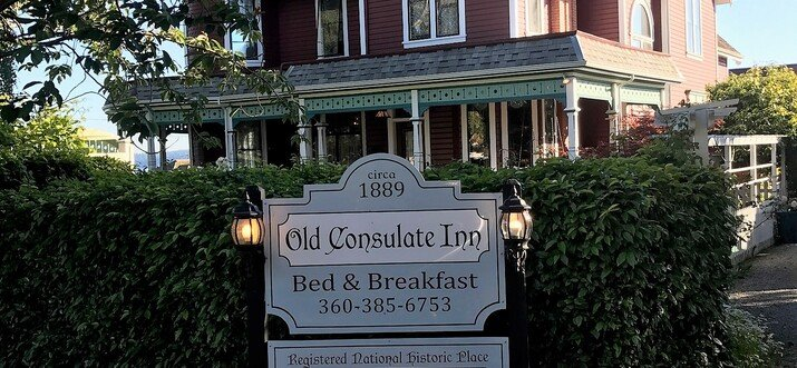 Old Consulate Inn: A Charming Accommodation Choice In Port Townsend, WA