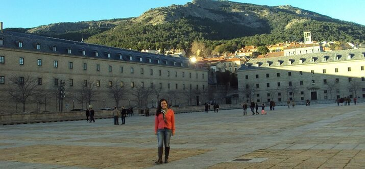 Royalty In The Mountains:  San Lorenzo El Escorial, Madrid