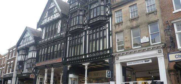 Discover Chester: A Beautiful English City With Lots Of History