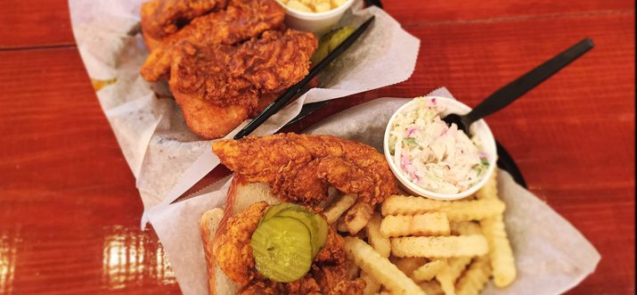 A Nashville Tradition That's Hotter Than Hot: Nashville's Own, Hot Chicken