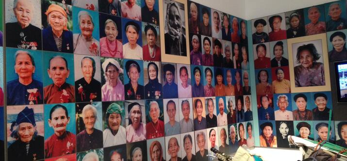 Discover Inspiring History At The Vietnamese Women's Museum