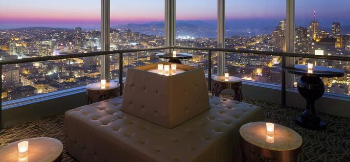 hotels with view of golden gate bridge