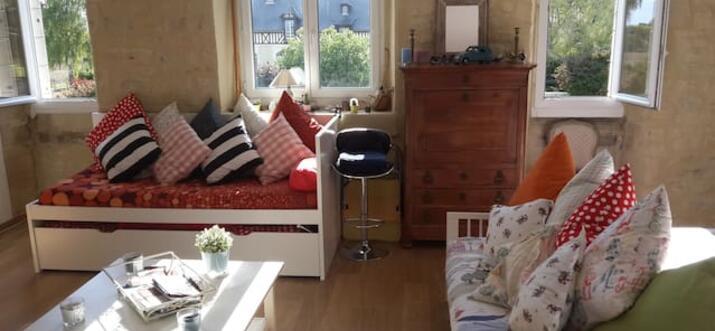 airbnb Bayeux, France