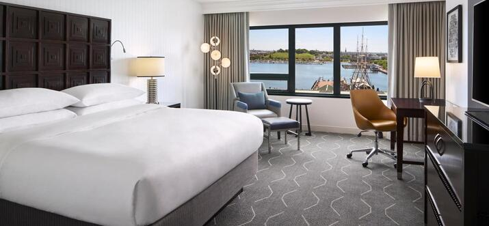 A Fun-Filled Trip: Top 10 Family Hotels in Baltimore's Inner Harbor