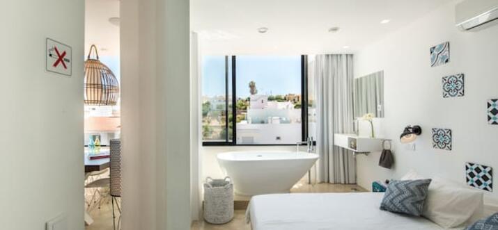 airbnb Carvoeiro, Portugal