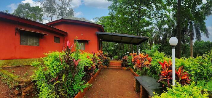 airbnb Karjat, India