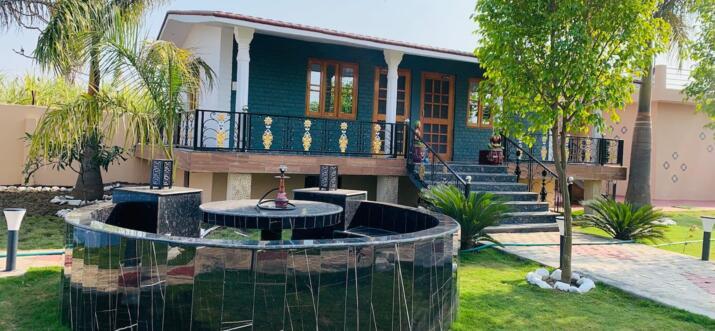 airbnb Haridwar, India