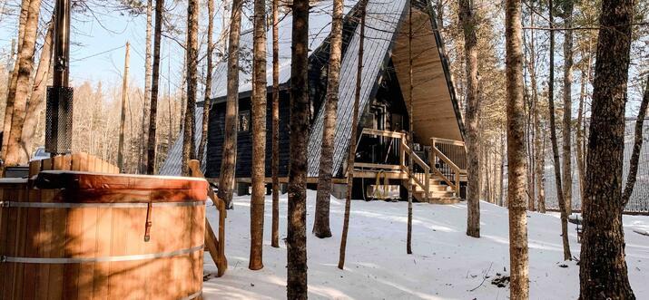 airbnb New Brunswick, Canada