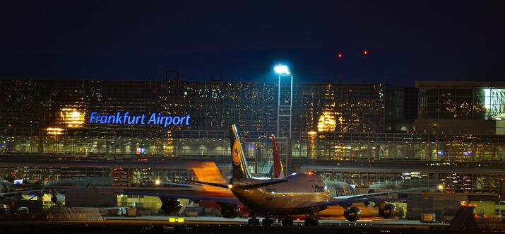 Layover In Frankfurt Airport? What Can You Do?
