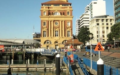 Quay Street Ferry Terminal and Piers