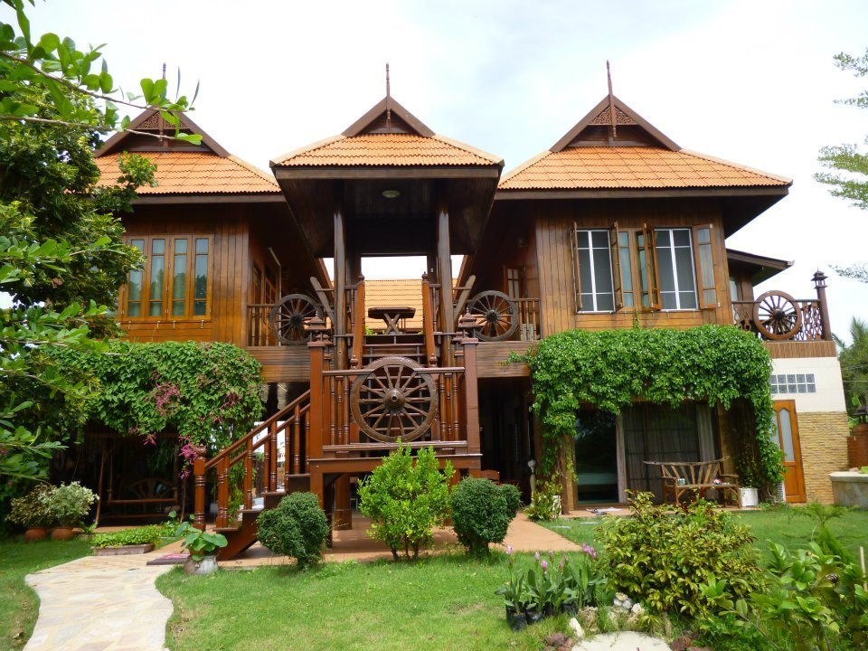 Lose yourself and escape everyday life at hidden holiday for Thailand houses pictures