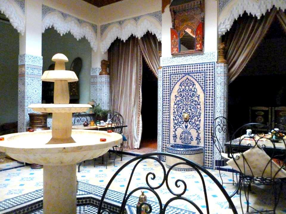 Mahjouba reception