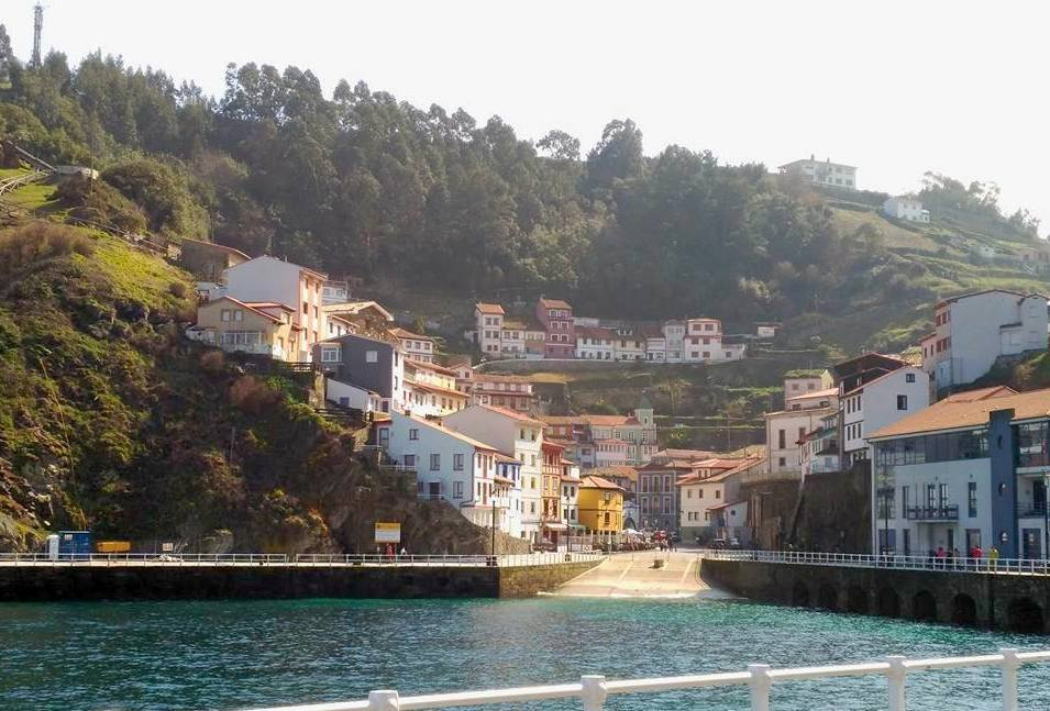 Cudillero Spain A Perfect Mix Of Authentic Art Nature