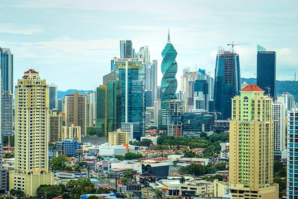 HDR de la ville de Panama, Panama