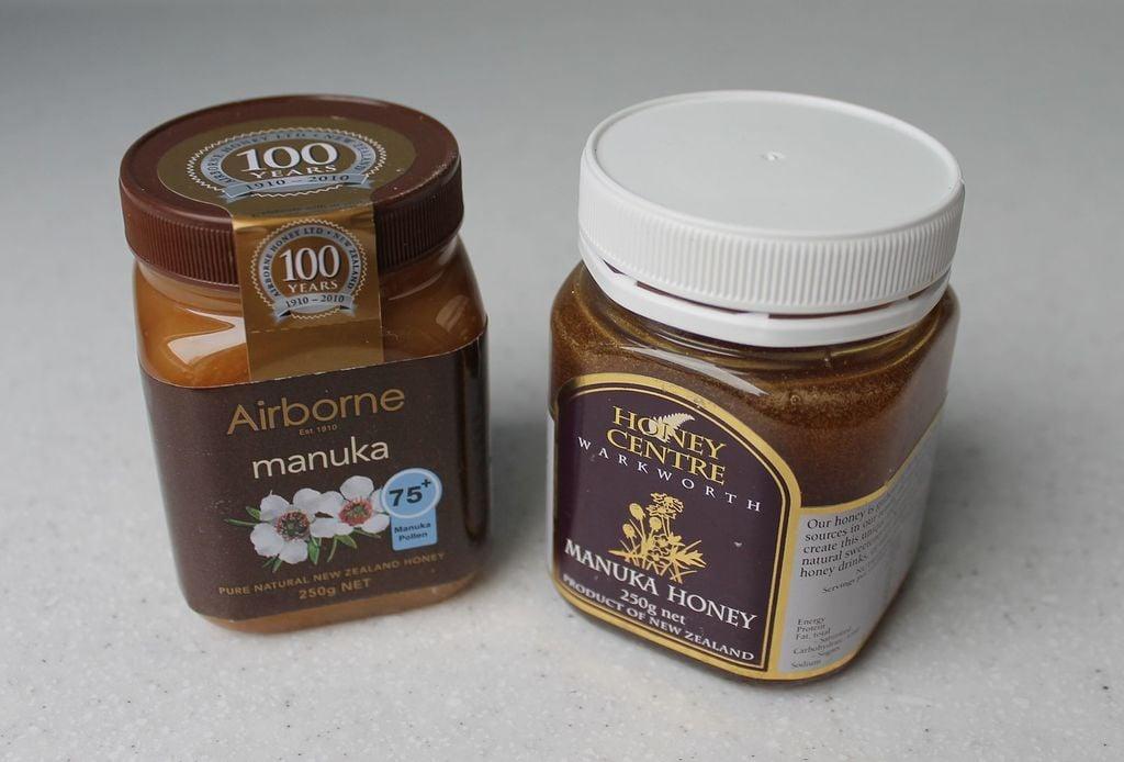 Manuka Honey Examples