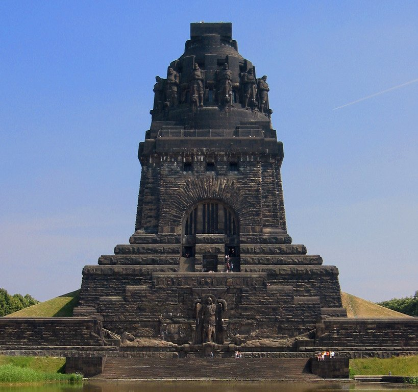 Battle Of The Nations-Monument